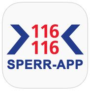 App Icon Sperr-App